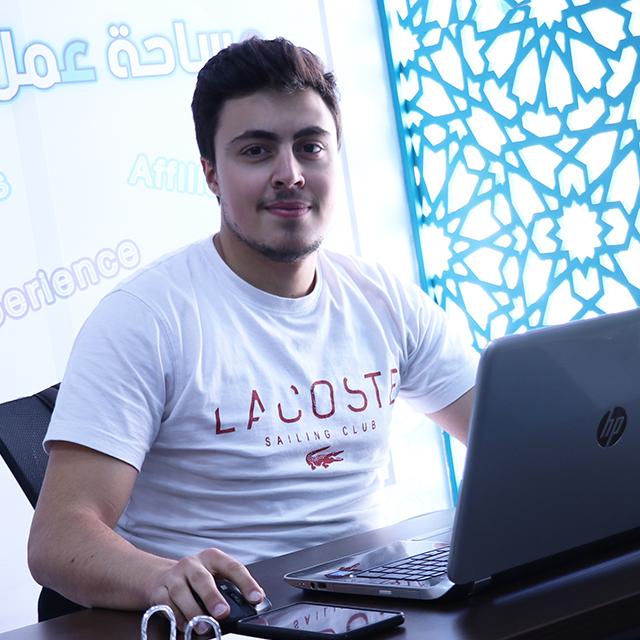 عبدالله ماجد الطحان (تسويق)