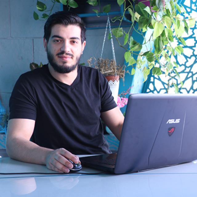 محمد عزت ركب (الاعلام و التصميم)