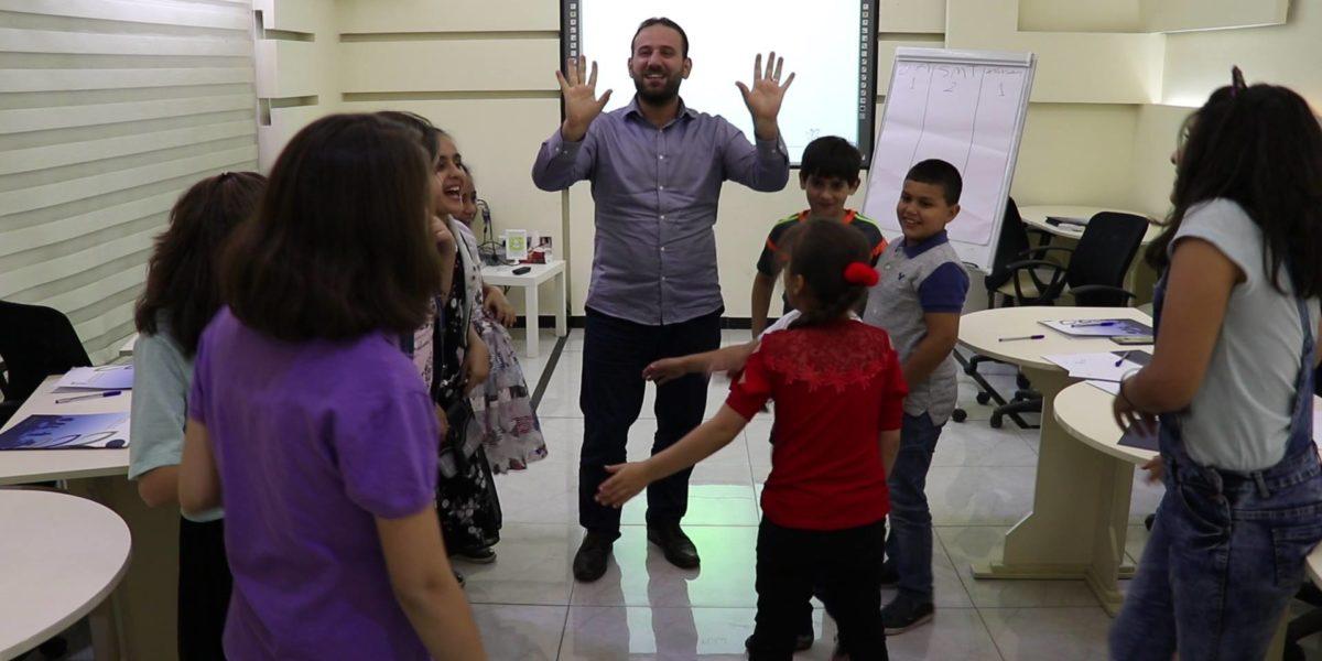 افتتاح نادي الأطفال الشتوي بمجموعة من دورات المهارات لليافعين والأطفال