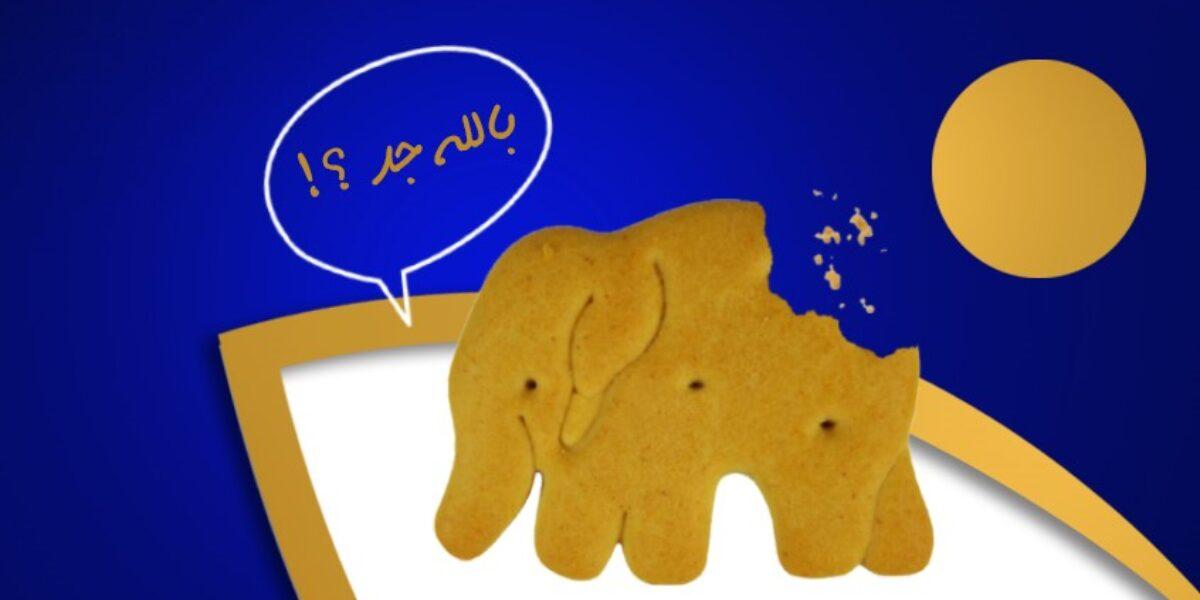 كيف تأكل فيلاً؟